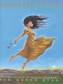 Esperanza Rising Book Jacket