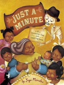 Just a Minute Book Jacket