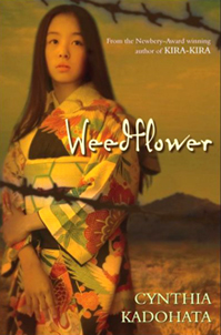 Weedflower Book Jacket